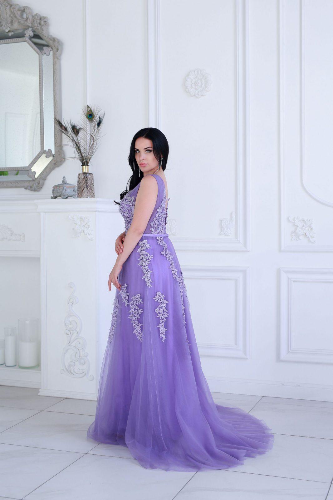 Lavender Peony