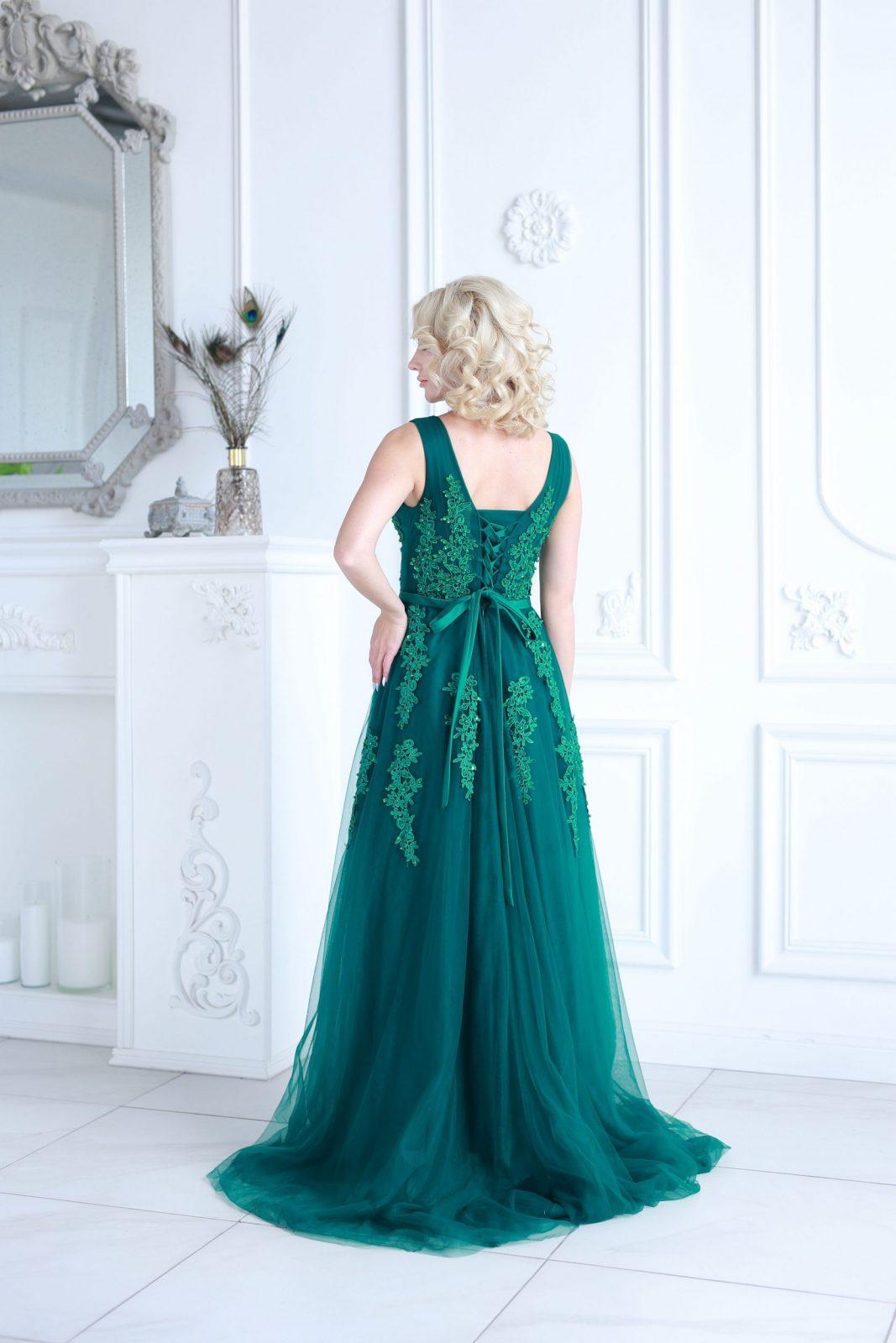 Green Peony